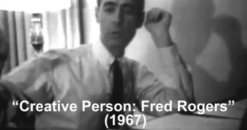 Wise Mr Rogers Explains How A Profit Driven Society Can Distort A Child S Sense Of Worth Fail Blog Funny Fails