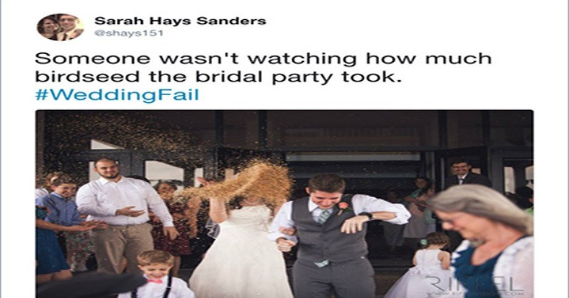 cute wedding fails funny fails weddings funny - 5690117