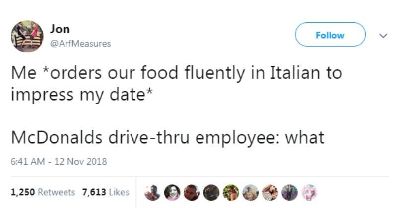 relationship tweets 2018