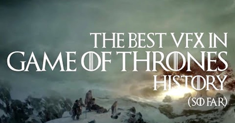 special effects Game of Thrones Video - 72520193