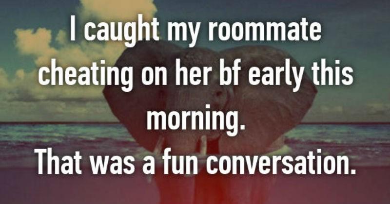 FAIL creepy cringe Awkward ridiculous uncomfortable roommates - 7951877