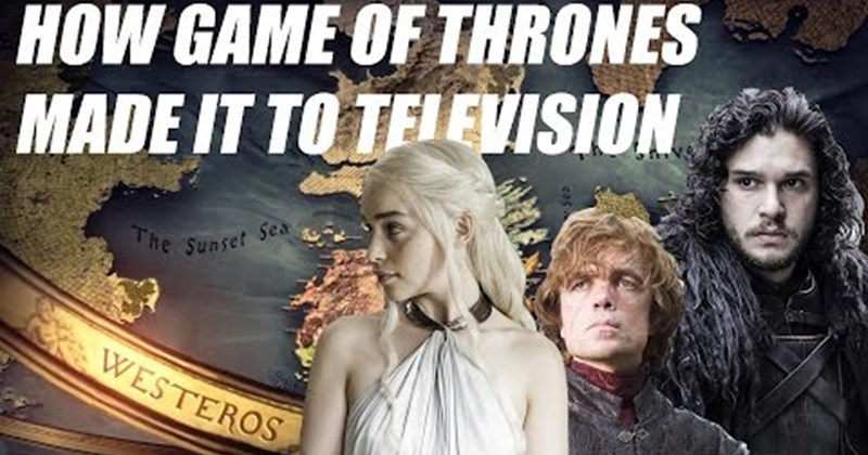 history Game of Thrones how Video television - 80478209