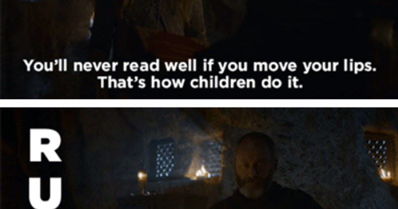 Game of Thrones season 4 rude - 8166236928