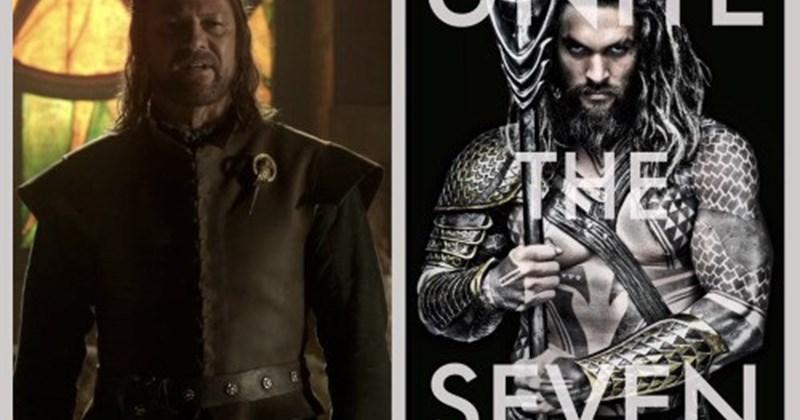 geek memes game of thrones aquaman dothraki fear water