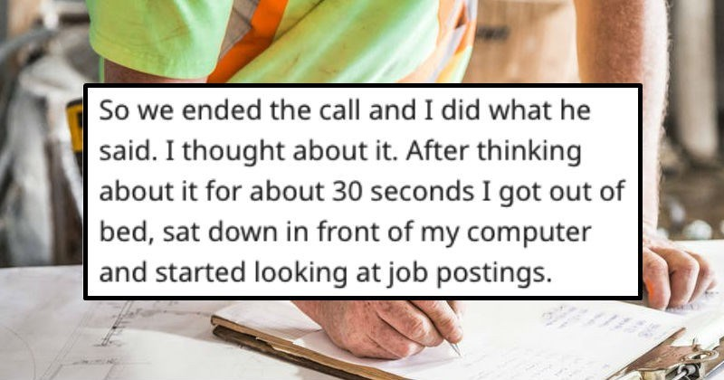 terrible boss causes employees to quit