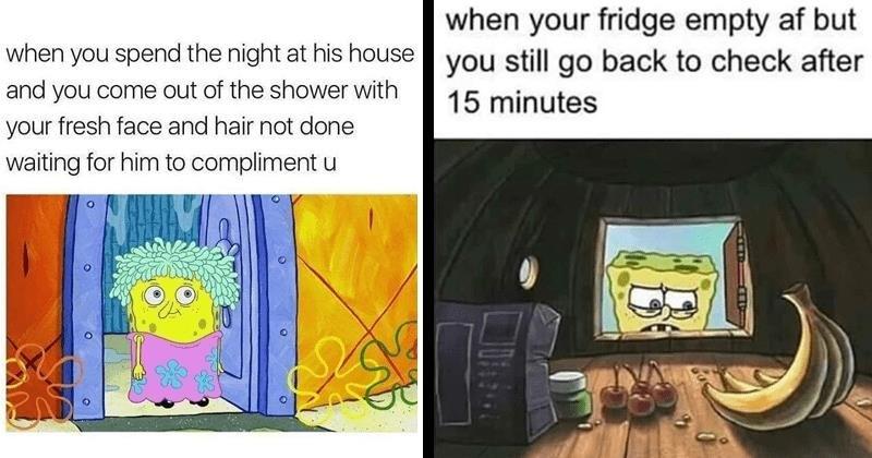 22 Relatable Spongebob Memes That Just Speak The Truth Memebase