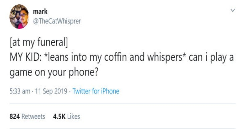 the funniest parenting tweets on Twitter