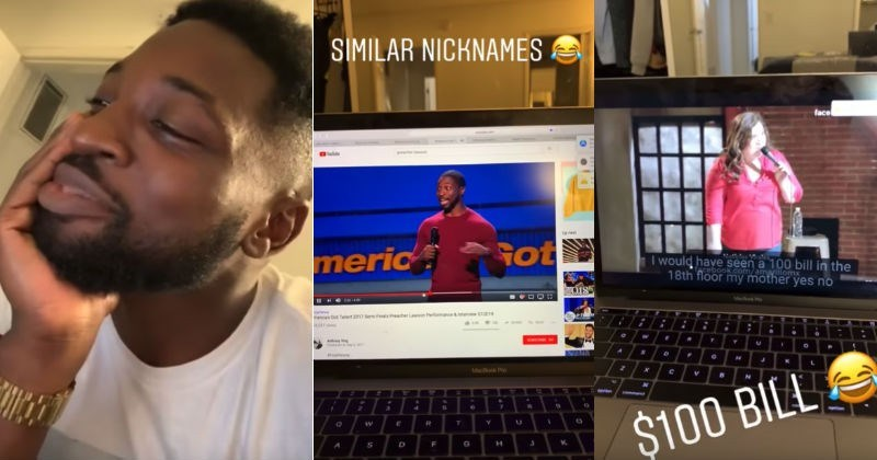 Video Comedian Discovers His Jokes Were Stolen By The Spanish Amy Schumer