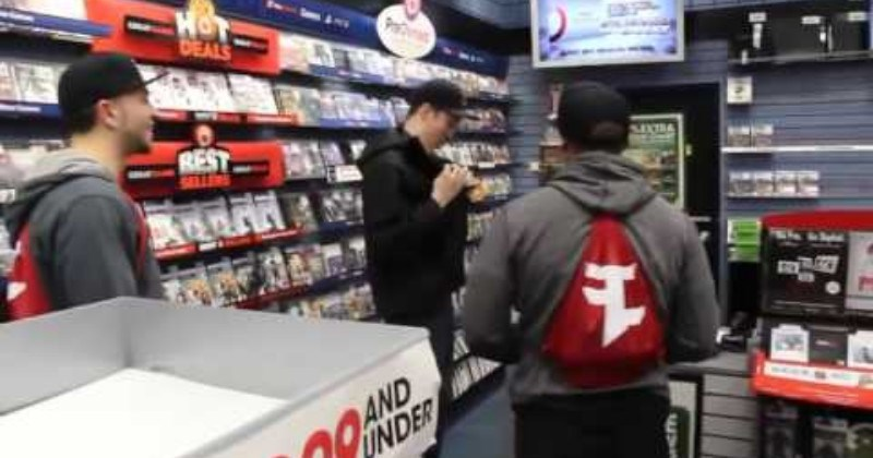 Video Cocky eSports Athletes Visit GameStop, Shocked Nobody Recognizes Them