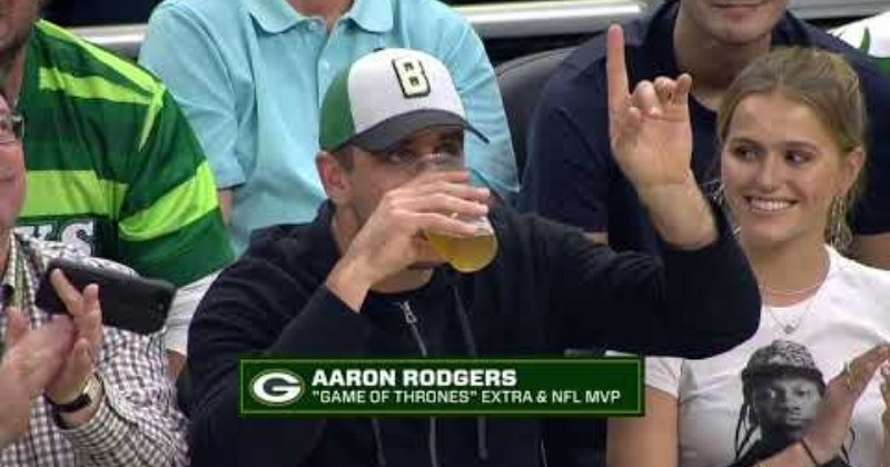 Video Game Of Thrones Extra Fails Miserably At Chug Off With Packers Lineman