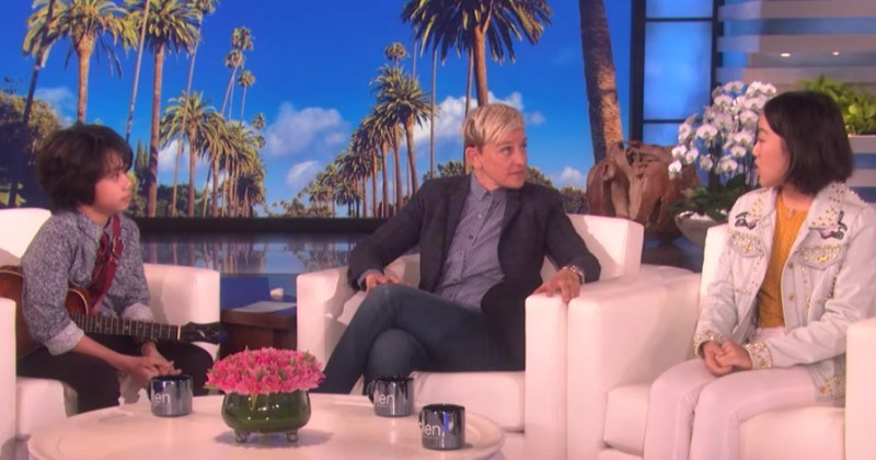 Video Ellen Breaks Character And Is Rude To The Translator