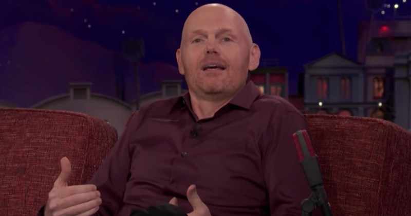 Video Conan O'Brien's Audience Gets Super Tense When Bill Burr Says Women Lie