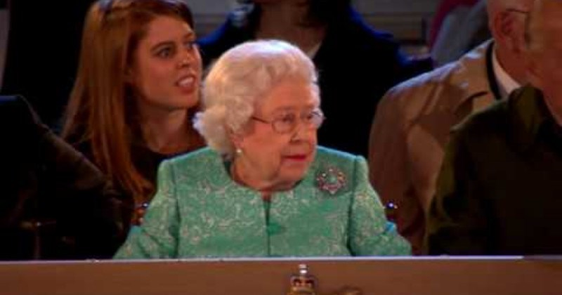 Video The Queen Gets Bloody Excited Over Some Cows