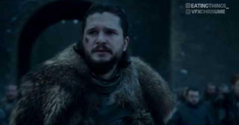 Video Deep-Faked Jon Snow Apologies For Game Of Thrones Season 8