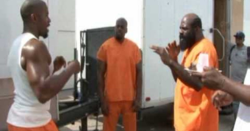 Video Michael Jai White Explains How To Effectively Throw Punches To Kimbo Slice