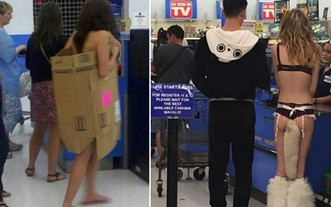 WTF Moments You'll Only See at Walmart