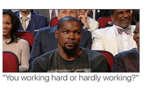 Collection of funny memes about working, the work week, the united states, seinfeld, dating, relationships, the internet, marketing, dogs, drinking, friendship, moods, chrissy teigen, john legend, fidget spinners, love.