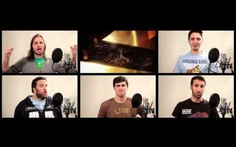 Music the warp zone Game of Thrones a cappella - 52850177