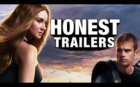 divergent honest trailers Video - 62752513