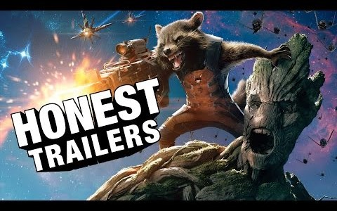 guardians of the galaxy honest trailers Video - 66978049