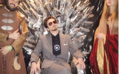cosplay Game of Thrones iron man - 6740820992