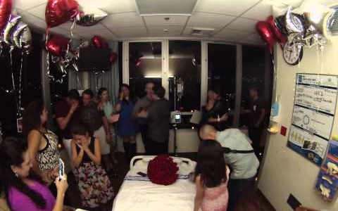 dating cancer proposal Video relationships