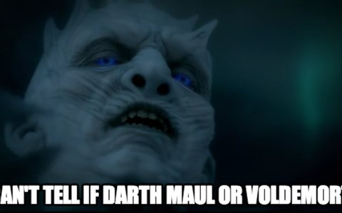 Game of Thrones season 4 white walkers - 8166243328