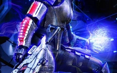 cosplay mass effect femshep